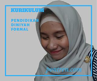 Kurikulum Pendidikan Diniyah Formal