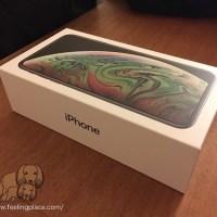 4年ぶりのiPhone購入。iPhone XS Maxのあまりの進化に驚いた!