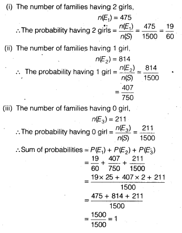 byjus class 9 maths Chapter 15 Probability 2a