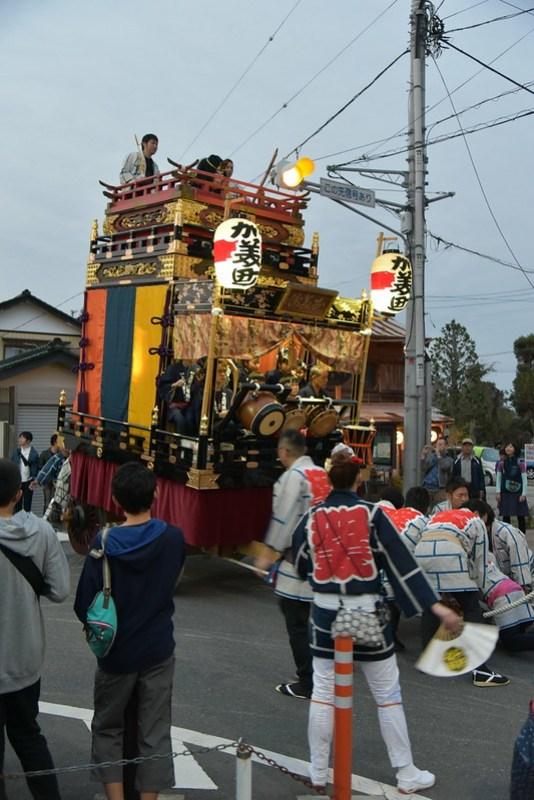 佐倉の秋祭り 37