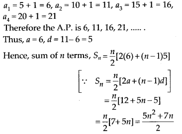 NCERT Solutions for Class 11 Maths Chapter 9 Sequences and Series 21