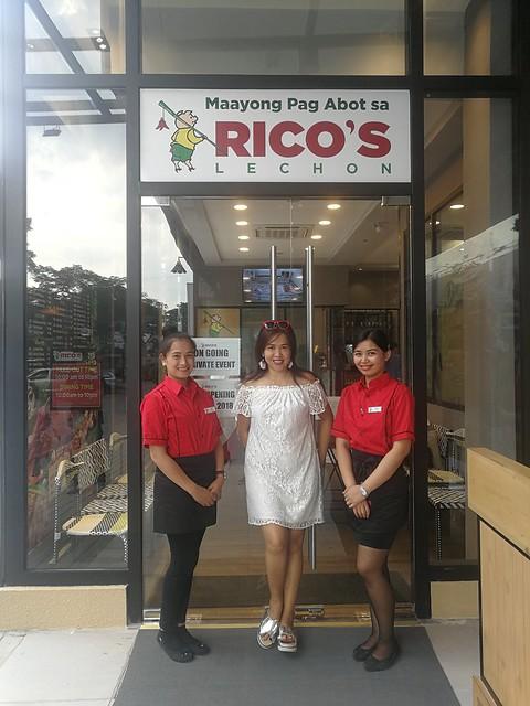 Rico's Lechon Tiendesitas