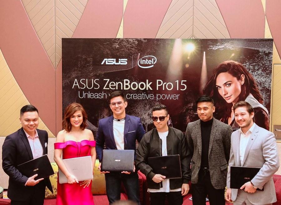 Meet the new ASUS Ambassadors + ASUS Zebnook Pro 15 & Vivobook