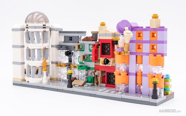 LEGO 40289 Harry Potter Diagon Alley
