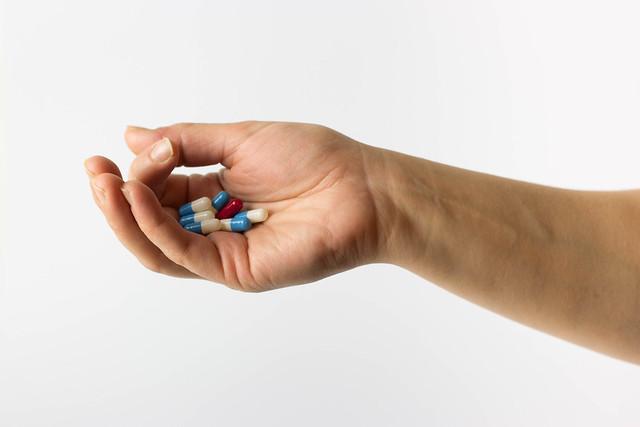 Medicine in Hand