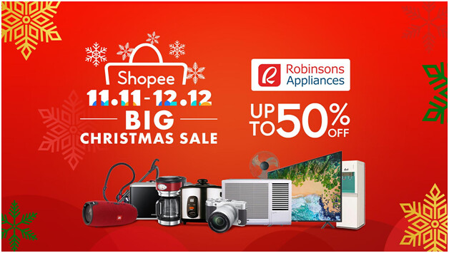 Shopee 11_11 Campaign Banner