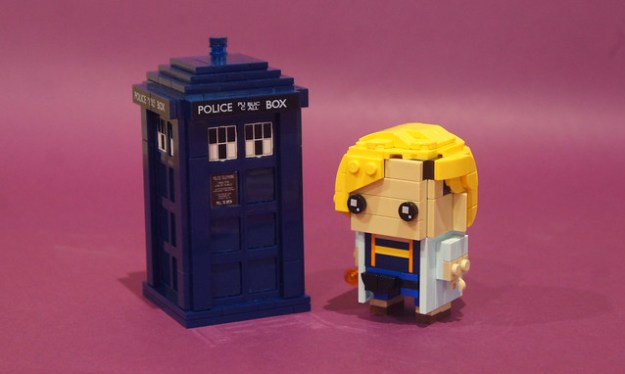 Lego Doctor Who Archives The Brothers Brick The Brothers Brick