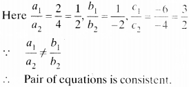 NCERT Solutions for Class 10 Maths Chapter 3 Pair of Linear Equations in Two Variables 08