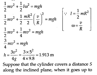 NCERT Solutions for Class 11 Physics Chapter 7 System of particles and Rotational Motion 23