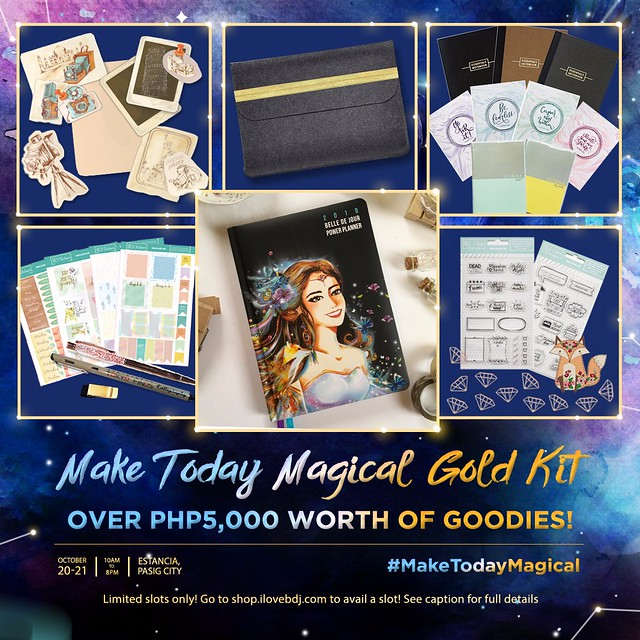 Make Today Magical Kit