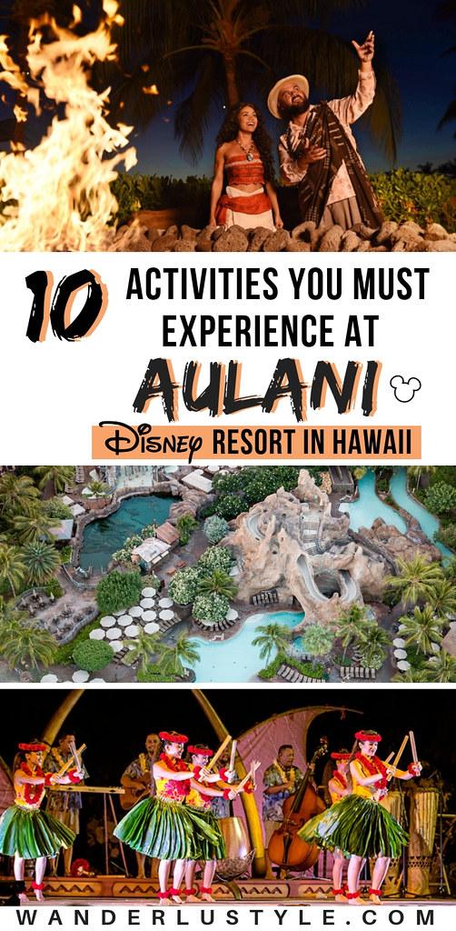 10 Activities You Must Experience at Disney Aulani - Disney Resort in Hawaii, Disney Aulani Things To Do, Family Tips Aulani, Disney Aulani Tips | Wanderlustyle.com