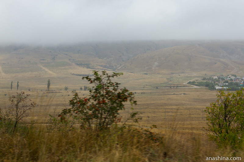 Холмы, Крым