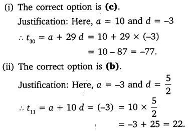 NCERT Solutions for Class 10 Maths Chapter 5 Arithmetic Progressions 19