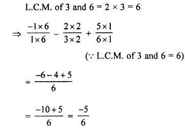 Selina Concise Mathematics class 7 ICSE Solutions - Rational Numbers-e1..................
