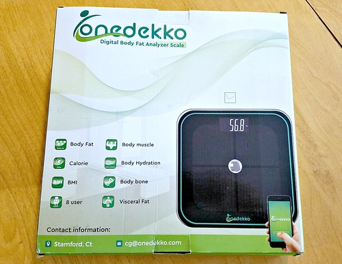 Onedekko Bluetooth Smart Scale Review