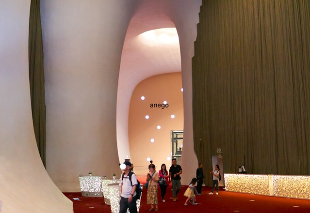 歌劇院 内部