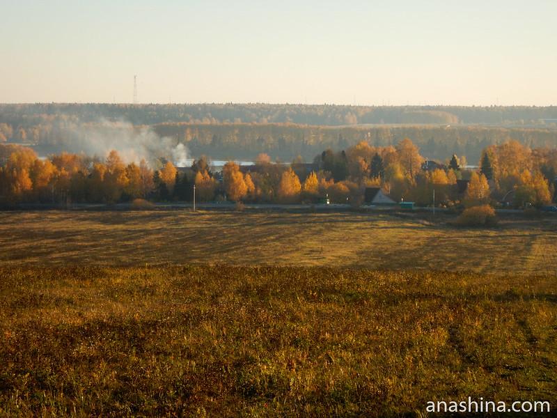 Икшинское водохранилище, Московская область