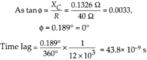 NCERT Solutions for Class 12 Physics Chapter 7 Alternating Current 35