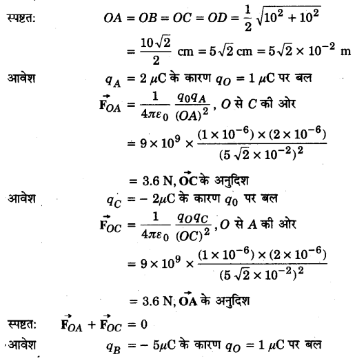 UP Board Solutions for Class 12 Physics Chapter 1 Electric Charges and Fields Q6.1
