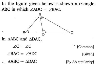 NCERT Solutions for Class 10 Maths Chapter 6 Triangles 49