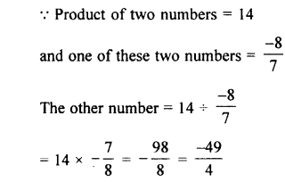 Selina Concise Mathematics class 7 ICSE Solutions - Rational Numbers-d8