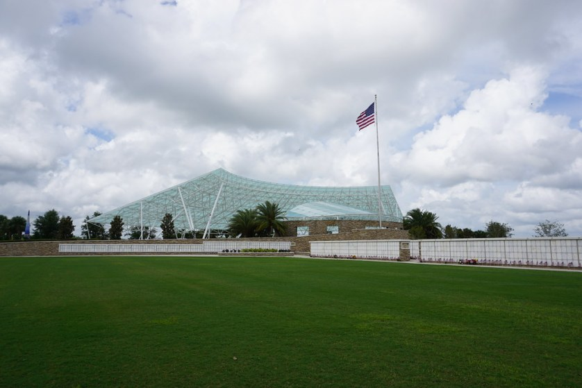Sarasota National Cemetery, May 28, 2018