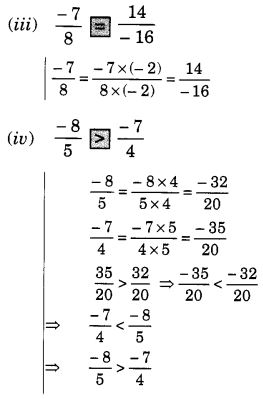 byjus class 7 maths Chapter 9 Rational Numbers 27