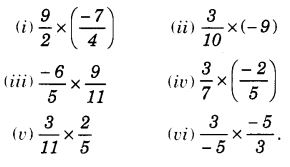 NCERT Solutions for Class 7 Maths Chapter 9 Rational Numbers 48