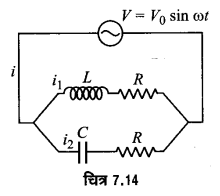 UP Board Solutions for Class 12 Physics Chapter 7 Alternating Current SAQ 18.1