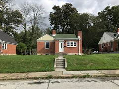 Detached house, 4829 Gilray Drive, Baltimore, MD 21214