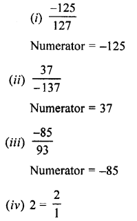 Selina Concise Mathematics class 7 ICSE Solutions - Rational Numbers-a2