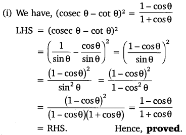 NCERT Solutions for Class 10 Maths Chapter 8 Introduction to Trigonometry 43