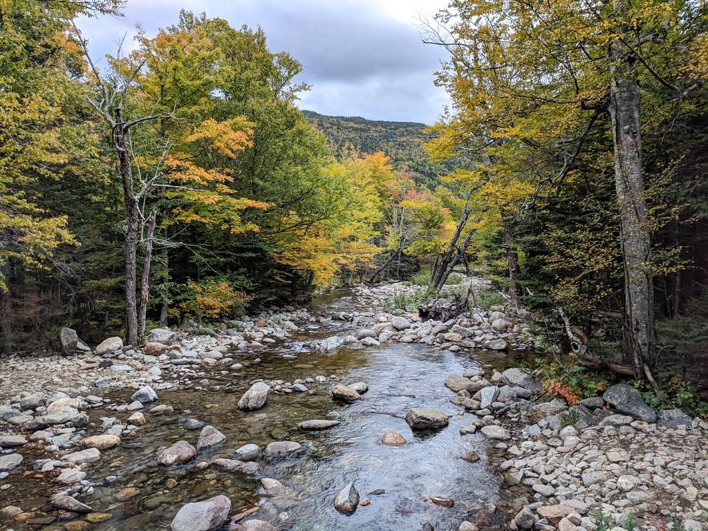 Huntington Ravine Trail