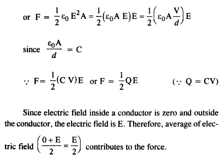 NCERT Solutions for Class 12 physics Chapter 2.40
