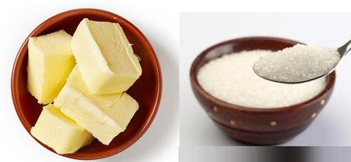 Cara Membuat Pipi Tembem Dengan Mentega Dan Gula
