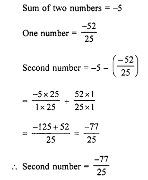 Selina Concise Mathematics class 7 ICSE Solutions - Rational Numbers-e3