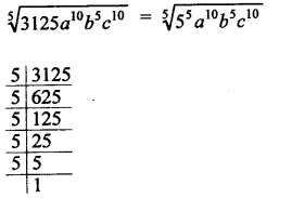 RD Sharma Class 9 Solutions Chapter 2 Exponents of Real Numbers MCQS - 17a