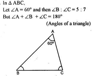Selina Concise Mathematics class 7 ICSE Solutions - Triangles -a10a