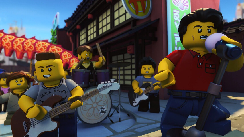 Still from Ninjago Hunted Episode 94