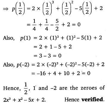 NCERT Solutions for Class 10 Maths Chapter 2 Polynomials e4 1
