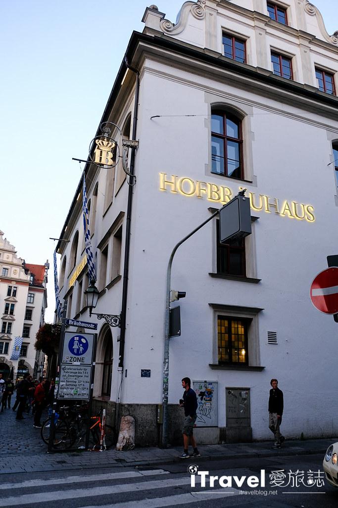 德國豬腳餐廳 皇家宮廷啤酒屋Hofbräuhaus am Platzl (8)
