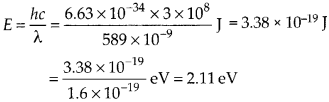 NCERT Solutions for Class 12 Physics Chapter 11 Dual Nature of Radiation and Matter 12