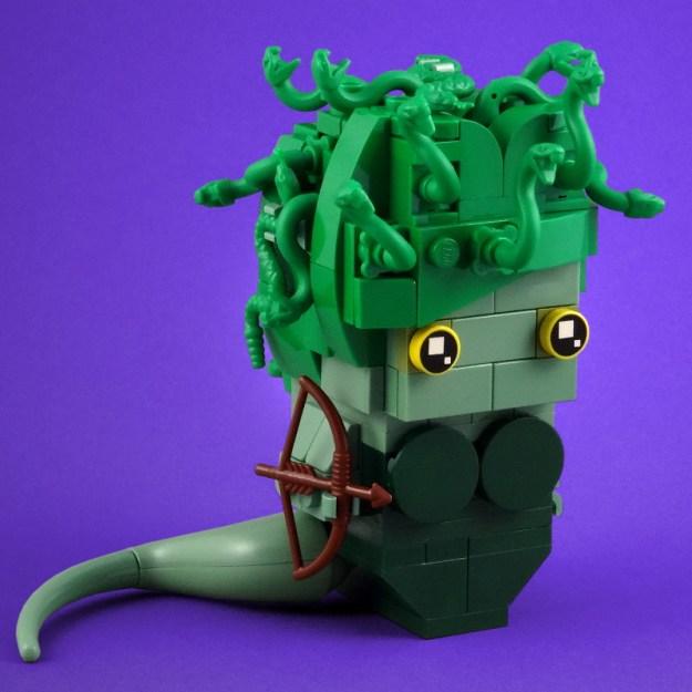 BrickHeadz: Medusa