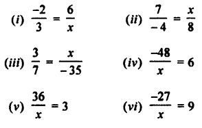 Selina Concise Mathematics class 7 ICSE Solutions - Rational Numbers-a12