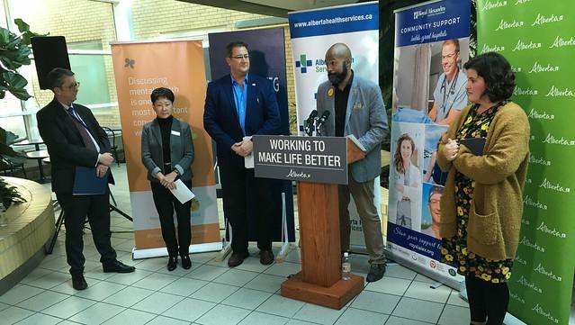 New 24/7 mental health clinic in Edmonton