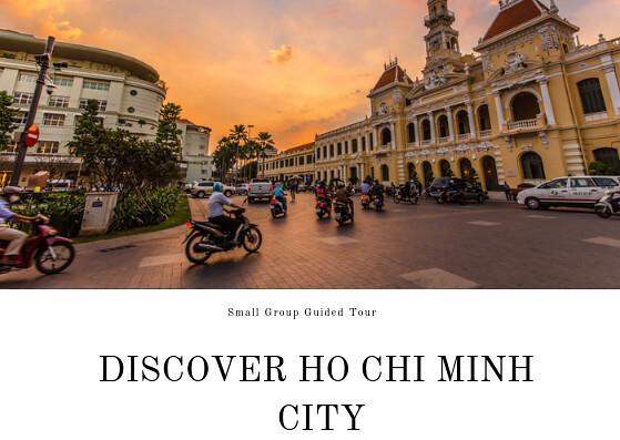 DISCOVER HCMC