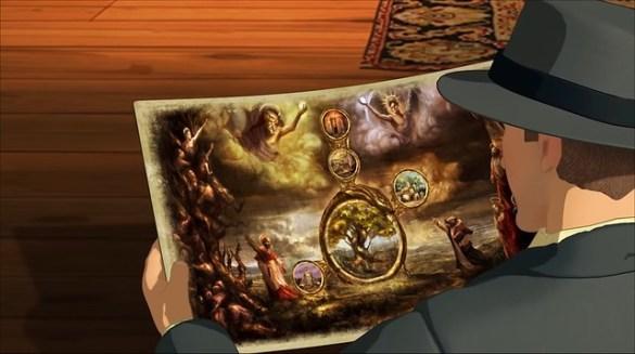 Broken Sword 5 - Map