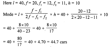 10th Maths Solution Book Pdf Chapter 7 Statistics
