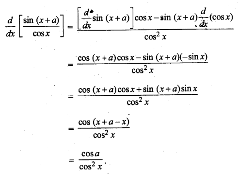 UP Board Solutions for Class 11 Maths Chapter 13 Limits and Derivatives 21.1