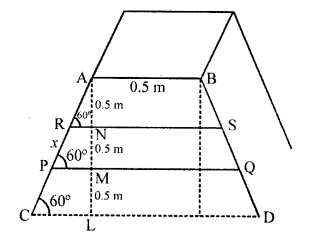 RD Sharma Class 10 Solutions Chapter 12 Heights and Distances Ex 12.1 - 73